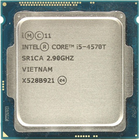 Intel Core i5-4570T 2.90GHz  Processor - Socket LGA1150 - Rebuild IT