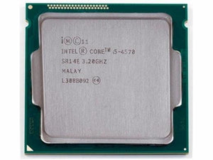 Intel Core i5-4570 3.20GHz Processor - Socket 1150 - Rebuild IT