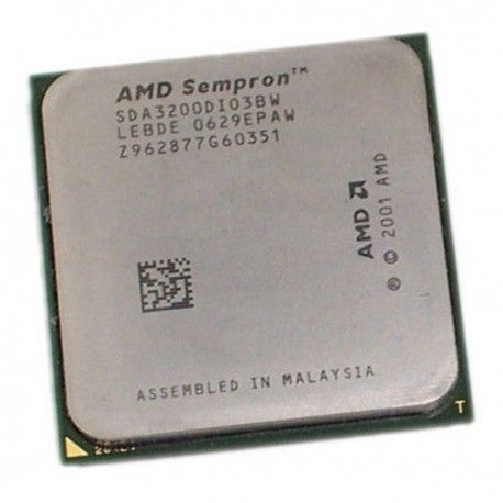 AMD Sempron 3200+ SDA3200DI03BW 1.80GHz Socket 939 Desktop CPU - Rebuild IT