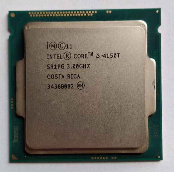 Intel i3-4150T 3.00GHz - Socket 1150 - Rebuild IT