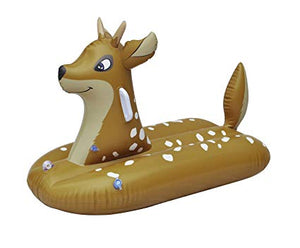 Inflatable Deer Sled