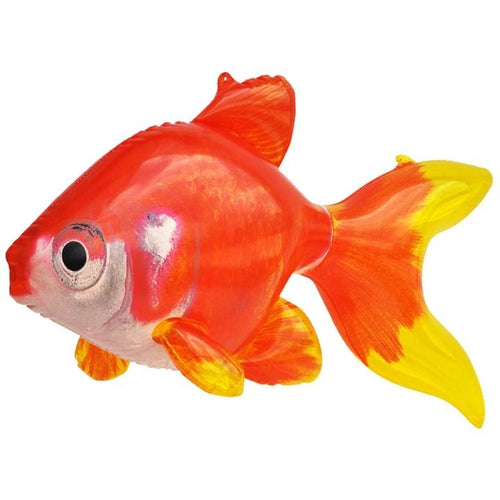 Inflatable Goldfish