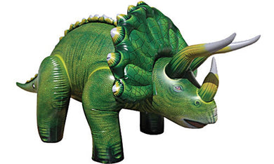 Giant Inflatable Triceratops dinosaur