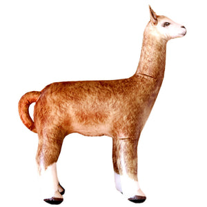 Giant Inflatable Alpaca