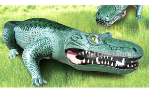 Crocodile pool toy