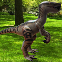 Load image into Gallery viewer, Inflatable Velociraptor