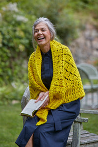 Pre-order *Signed* Custom Shawls for the Curious and Creative Knitter by Kate Atherley and Kim McBrien Evans