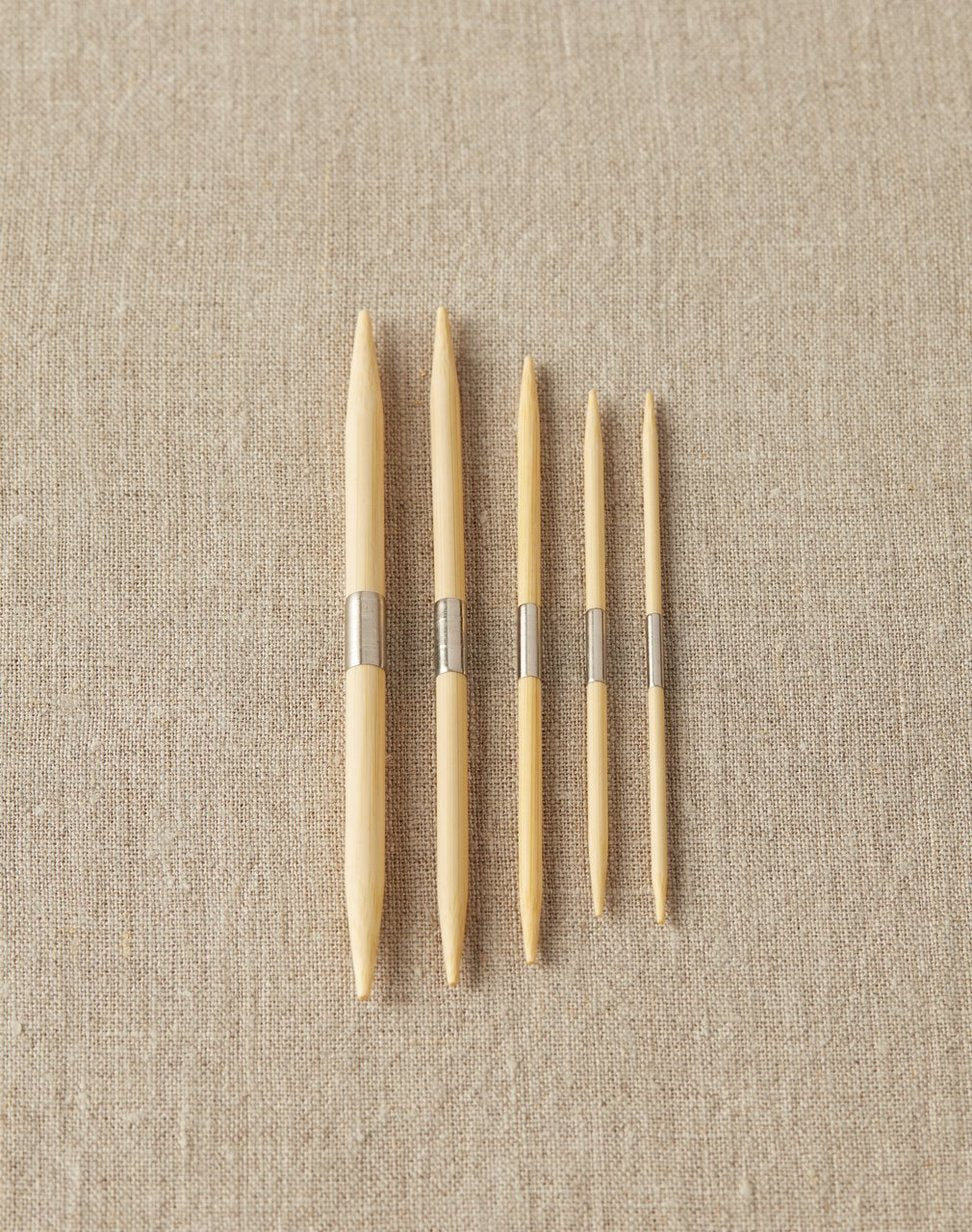 Cocoknits Magnetic Bamboo Cable Needles (set of 5)
