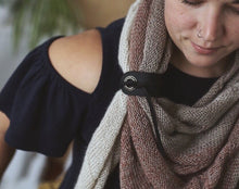 Load image into Gallery viewer, Wrap-a-round Shawl Cuff