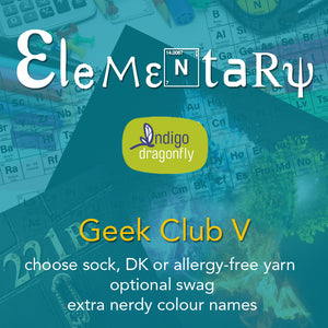 Geek Club V Membership: ELEMENTARY (2020) (SIGN UPS NOW OPEN!)