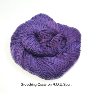 Grouching Oscar, Hidden Snuffy (R.O.U.Sport)
