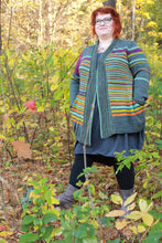 Load image into Gallery viewer, Serotonin Sweater by Kim McBrien Evans-Digital PDF Pattern