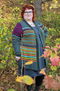 Serotonin Sweater by Kim McBrien Evans-Digital PDF Pattern