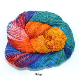 Brightness and Contrast by Anne Blayney Shawl Kit (Dyed to Order)