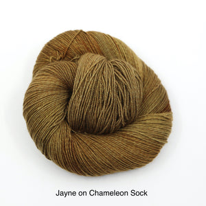 I'll Be In My Bunk (Jayne-Firefly)(Chameleon Sock)