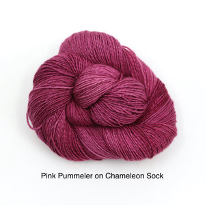 Pink Pummeler (Doctor Horrible) (Chameleon Sock)