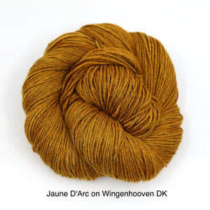 Jaune D'Arc (Dyed to Order)
