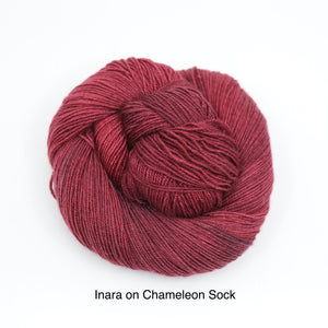 "Only, The Exact Phrase I Used Was, ""Don't."" (Inara-Firefly Series)(Chameleon Sock)"