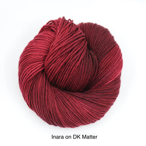"Only, The Exact Phrase I Used Was, ""Don't."" (Inara-Firefly Series) (DK Matter)"