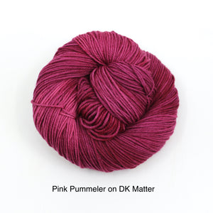 Pink Pummeler (Doctor Horrible) (Dyed to Order)