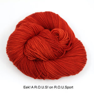 Eek! A R.O.U.S! (Dyed to Order)