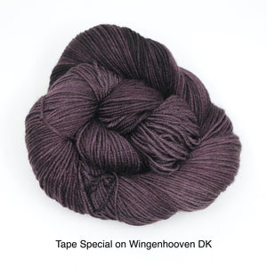 I Made That Tape Special For Today (Wingenhooven DK)