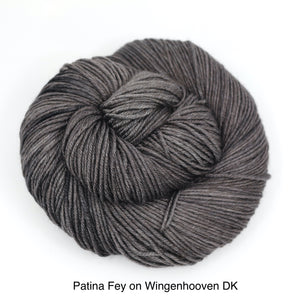 Patina Fey (Dyed to Order)