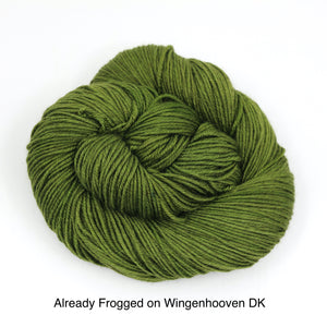 Already Frogged (Dyed to Order)