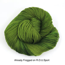 Load image into Gallery viewer, Already Frogged. (Dyed to Order)