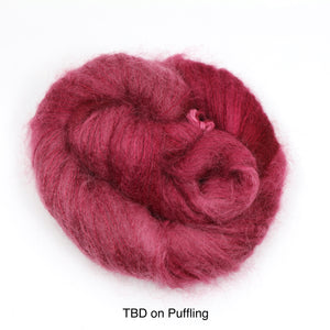 Tiny Bloodsucking Dancer (Dyed to Order)