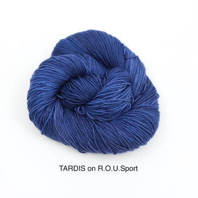TARDIS (Doctor Who series) (R.O.U.Sport)