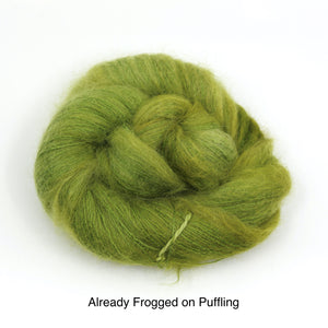Already Frogged. (Dyed to Order)
