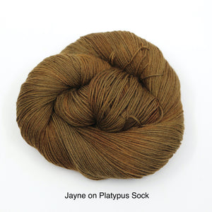 I'll Be In My Bunk (Jayne-Firefly)(Platypus Sock)