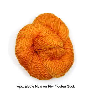 Apocalouie Now (KiwiFloofen Sock)