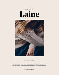 Laine Magazine Issue Three (Autumn/Winter 2017)