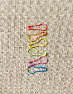 Cocoknits Magnetic Coloured Opening Stitch Markers
