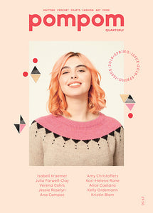 Pom Pom Magazine Issue 24: Spring 2018