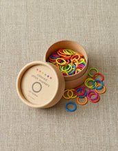 Load image into Gallery viewer, Cocoknits Magnetic Original Coloured Ring Stitch Markers