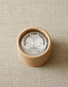 Cocoknits Magnetic Row Counter