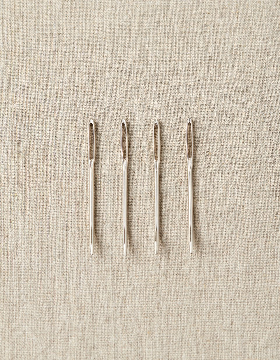 Cocoknits Magnetic Tapestry Needles (set of 4)