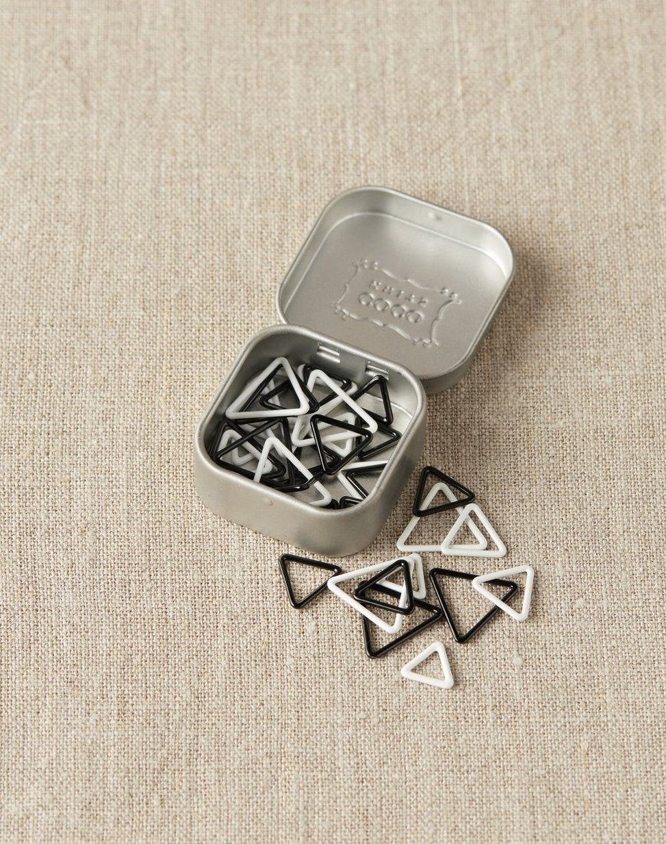 Cocoknits Magnetic Original Triangle Stitch Markers
