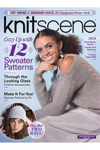 Load image into Gallery viewer, knitscene magazine (Winter 2018)