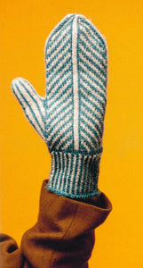 Knit Mitts: Your Hand-y Guide To Knitting Mittens & Gloves by Kate Atherley