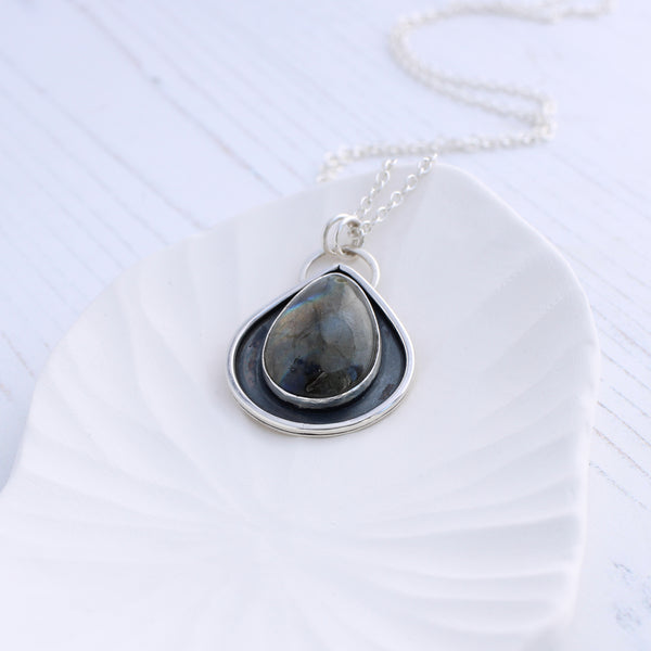 Limited edition Labradorite Necklace, Aimi Cairns Jewellery