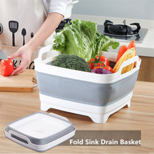 Load image into Gallery viewer, Sink Kitchen Silicone Sink Basin