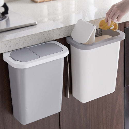 Cabinet Door Hanging Trash Can