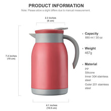 Load image into Gallery viewer, Thermos Kettle Home