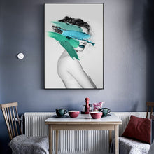 Load image into Gallery viewer, Wall Art Abstract Pictures
