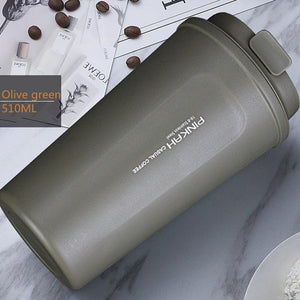 Coffee milk Thermos cup