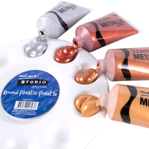 Metallic Color Acrylic Paint